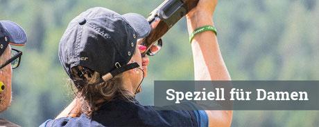 Speziell für Damen | Flinten & Coaching für Frauen