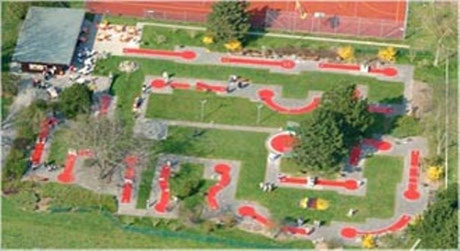 Minigolfanlage Waldau,  Bolligenstrasse 111,  Bern,  Tel. 031 930 98 01
