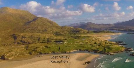 lost valley reception