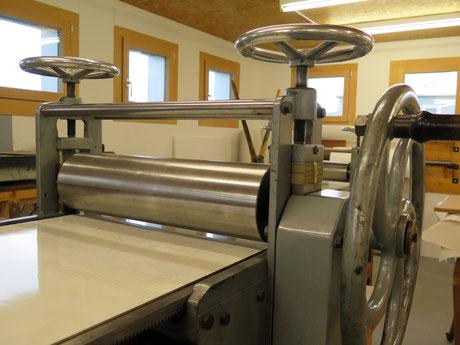 Breisch Tiefdruckpresse