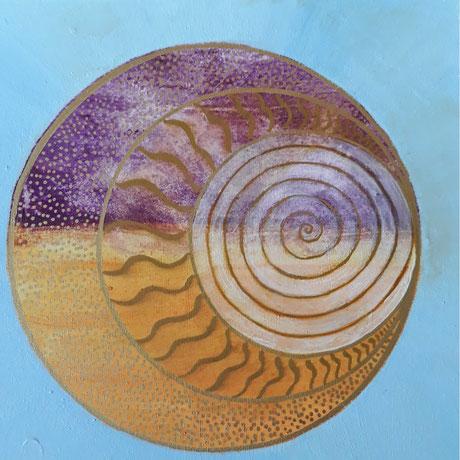Aura-Soma® Nr.39 (Heilung tiefster Ängste), Aura-Soma® Nr.12 Friede in der neuen Zeit (Kommunikation)