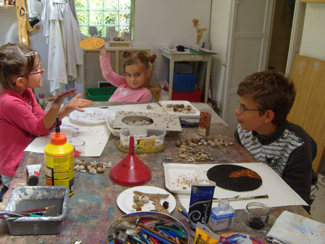 cours de peinture aix en provence - cours pour enfants à aix en provence