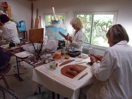 aquarelle et dessin aix en provence