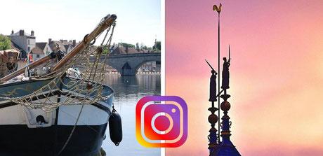Photos Instagram Villeneuve-sur-Yonne avec le hashtag #DestinationVilleneuve