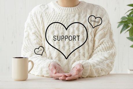 メンタルヘルスケア対策では計画的にサポートを受けましょう