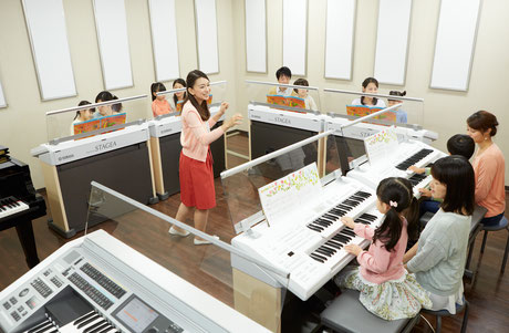 山西楽器店:スクール:音楽教室:4歳:5歳