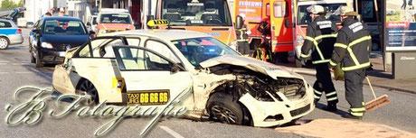 15.06.2013 - HH/Hammerbrook: Folgenschwerer Trunkenheitsunfall