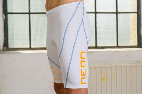 Triathlon Short white, neonactive Triathlon