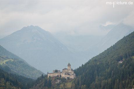 Burg Taufers im Ahrtal Südtirol Italien