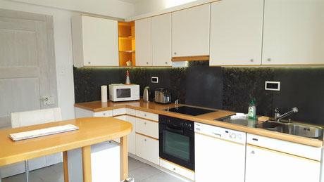 Ferienhaus Bodensee Arbon Küche