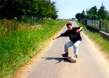 Powerslide, Longboarding, Skateboarding, Cruising, Skate to meditate