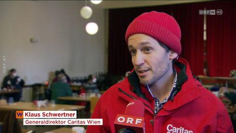 Auf das Bild klicken, um den Beitrag in der ORF TVthek anzuschauen.