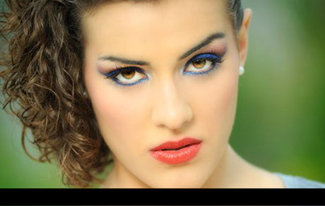 Maquillage libanais, atelier L, Lyon