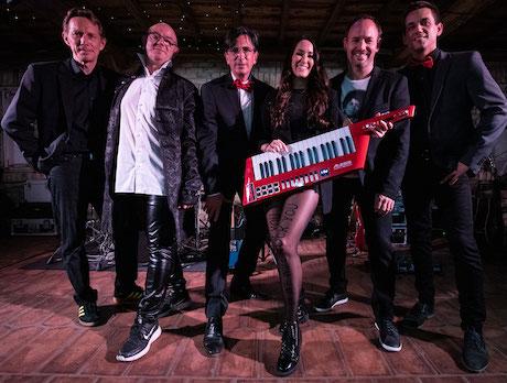 Partyband Hochzeitsband Frankfurt