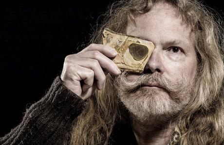 Der bildende Künstler J.H. BLOCK (c) Foto J.H. BLOCK