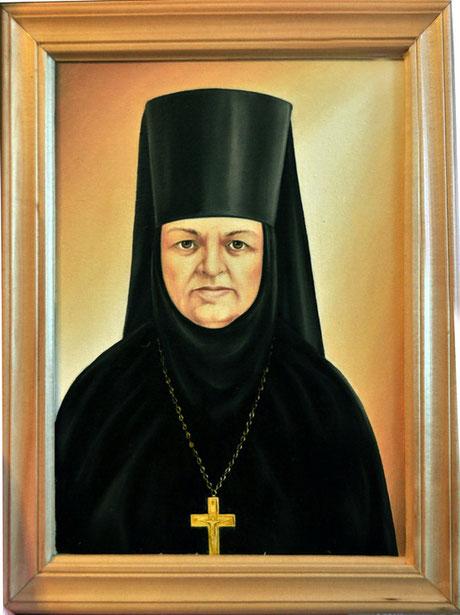 Игуменья Викторина