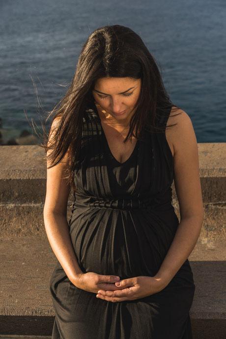 Fotografía de embarazo, Auditorio Adan Martin, Santa Cruz de Tenerife