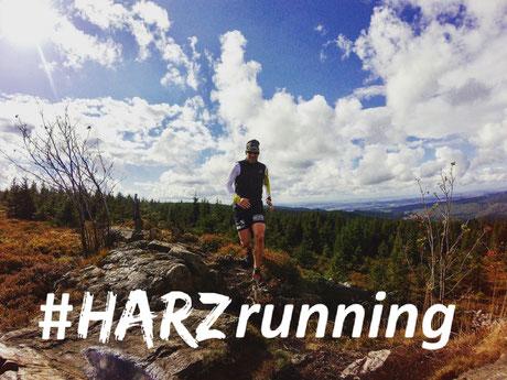 #HARZrunning - Trailrunning-Touren im Harz