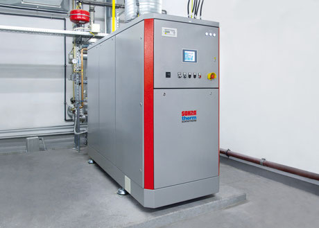 Anlage unseres Partners Sokratherm