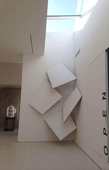 Jacquier Stajnowicz - art concret - Art construit