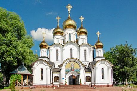 Переславский Свято-Никольский женский монастырь