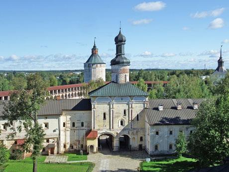 Кирилло-Белозерский мужской монастырь