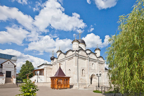 Серпуховской Владычний Введенский женский монастырь
