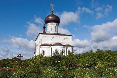 Оршин Вознесенский женский монастырь