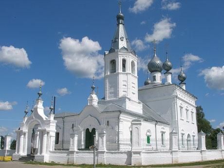 Храм Святителя Иоанна Златоуста в Годеново