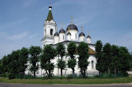 Собор Белая Троица