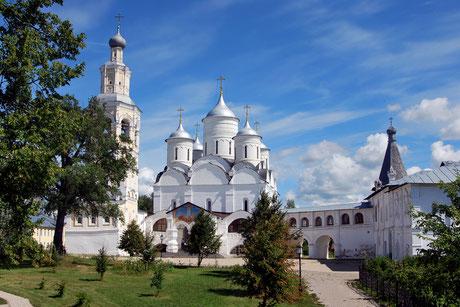 Спасо-Прилуцкий Димитриев мужской монастырь (Вологда)