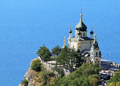 Свято-Успенский Бахчисарайский монастырь.