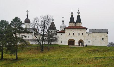 Ферапонтов Богородице-Рождественский Мартинианов мужской монастырь