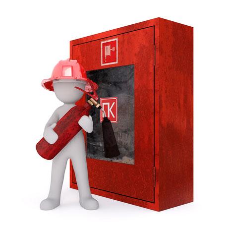 Schlung Brandschutz-Helfer, Brandschutzhelfer