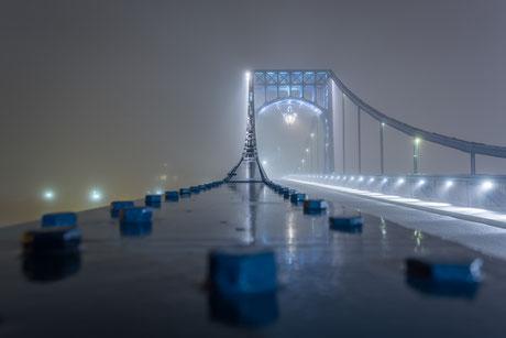 Kaiser-Wilhelm-Brücke in Wilhelmshaven