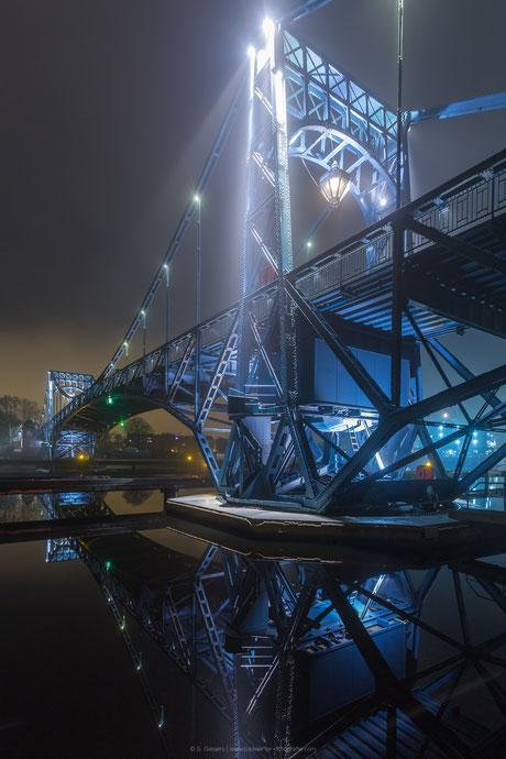 Kaiser-Wilhelm-Brücke.