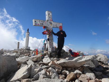 Accompagnateur moyenne montagne Autriche France