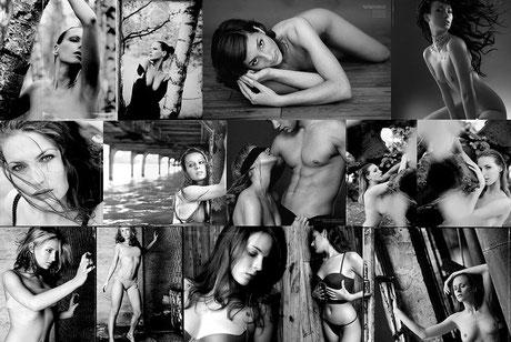Ein erotisches Fotoshooting in einer besonderen Kulisse in Hannover, Düsseldorf und Osnabrück