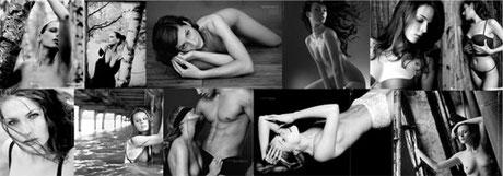 Erotische Fotografie in besonderen Kulissen fotografieren kann eine spannende Alternative zum Fotostudio sein