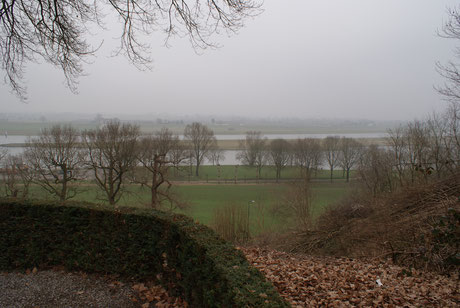 View from the Westerbouwing, towards Driel.