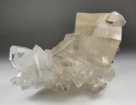 Calcite Apophyllite