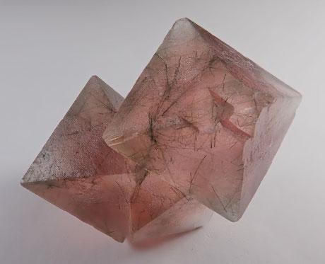Pink Fluorite China