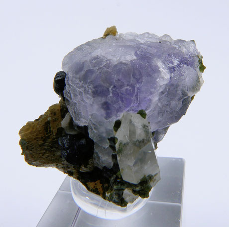 Fluorite,Panasqueira mine