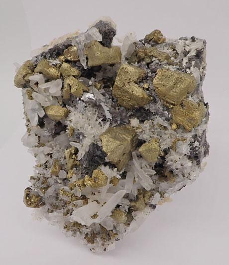 Bulgaria Chalcopyrite