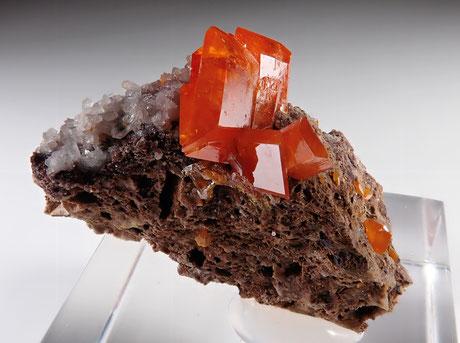 Red Cloud mine Wulfenite
