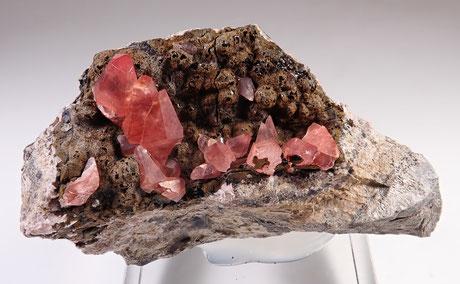 Rhodochrosite Uchucchacua