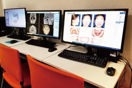 診断・分析室