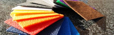 Teppiche Rips-uni für Messen, Events und Veranstaltungen von expoCarpets & more