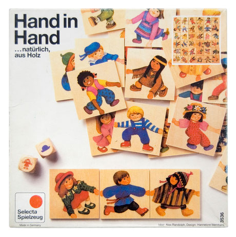 Hand in Hand Selecta Spiel
