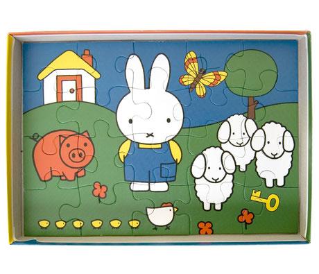 Miffy Kinder Puzzle von Ravensburger